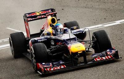 Mi Gran Premio de Bahrein 2012: Sebastian Vettel se suma a la batalla