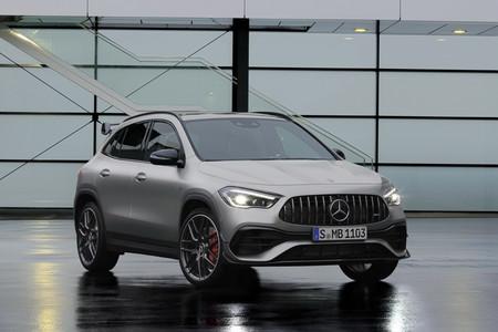 Mercedes Amg Gla 45 2021 5