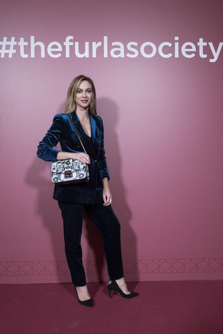 Las influencers nos enseñan sus looks de fiesta con los bolsos de Furla como sus mejores aliados