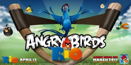Angry Birds Rio en marzo, mientras Rovio coquetea con las productoras de cine