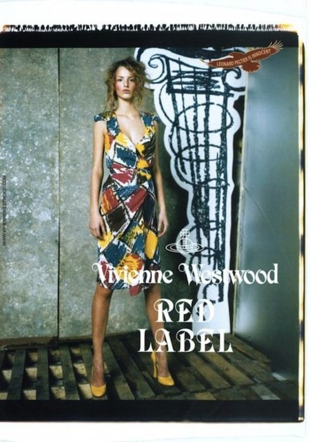 Vivienne Westwood anuncio