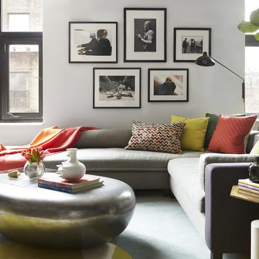 Un dúplex de 65 m2 en el Soho de New York que recupera el aspecto industrial de los lofts de la zona