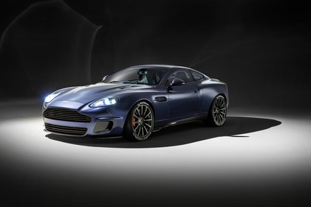 Aston Martin Vanquish 25 by Callum: en búsqueda de la perfección