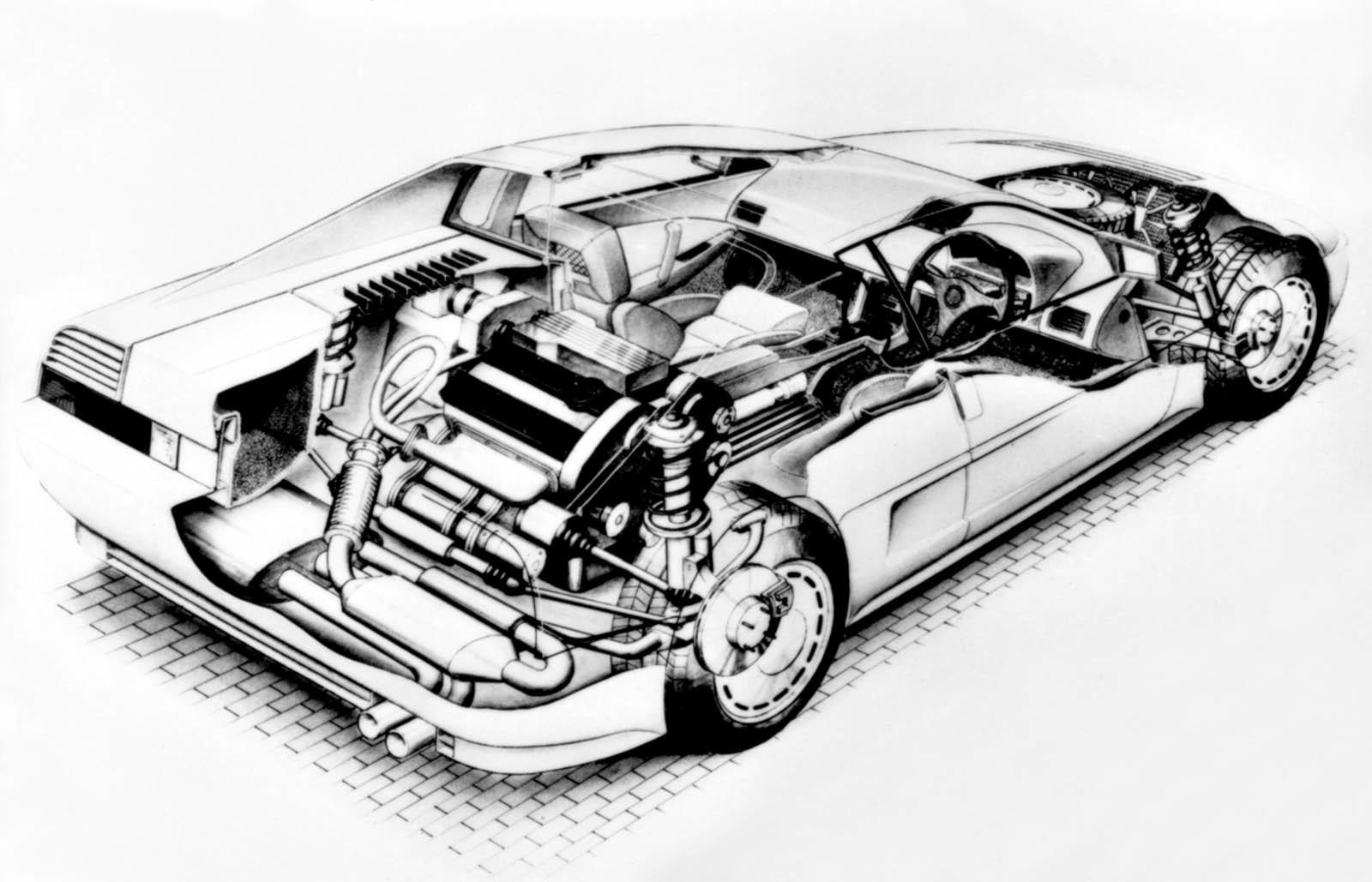 Foto de Nissan MID-4 Concept 1985 (5/12)