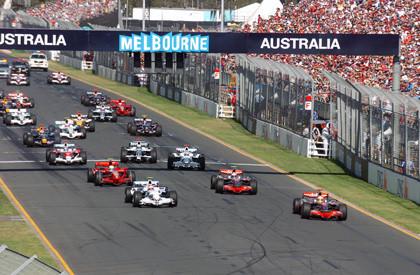 El calendario provisional del Mundial de F1 2009