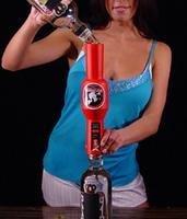 Filtro personal de alcohol para el botellón