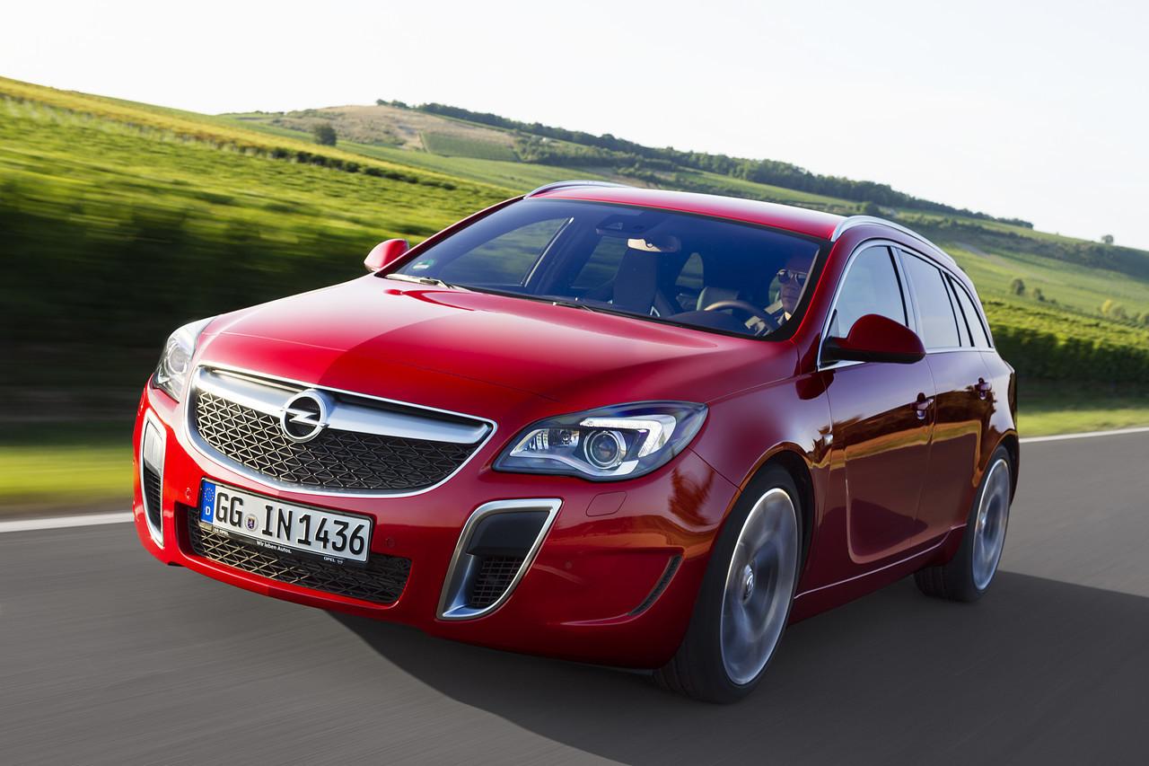 Foto de Opel Insignia OPC 2014 (17/40)