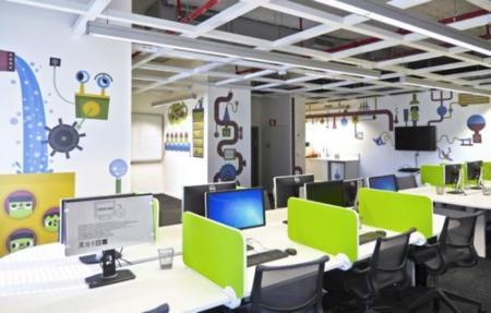 Oficinas de ebay en Israel - 2