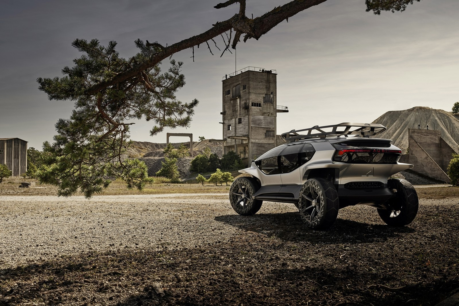 Foto de Audi AI:trail quattro 2019 (22/32)