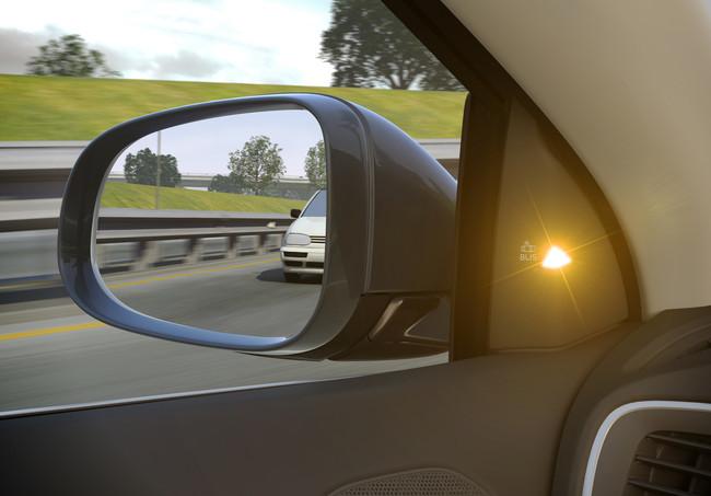 BLIS en el Volvo V40