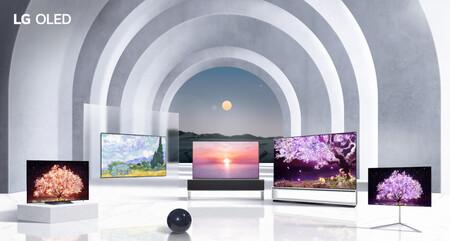 LG lleva sus OLED de 2021 a otro nivel con aún más brillo, un sistema operativo rediseñado y un nuevo procesador con aprendizaje automático