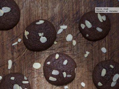 Receta de galletas de brownie