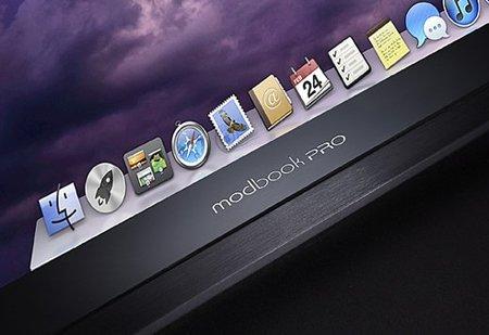 MacBook Pro en formato tablet