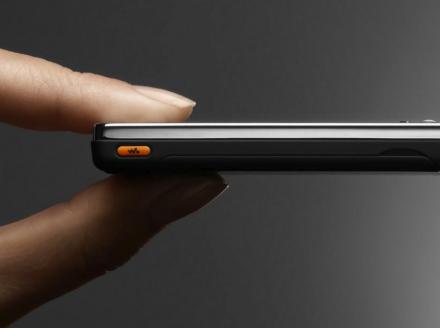 Sony Ericsson W880, imagenes oficiales