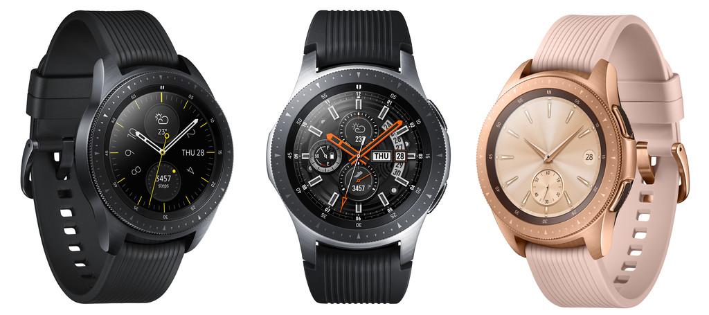 Modelos Samsung Galaxy Watch