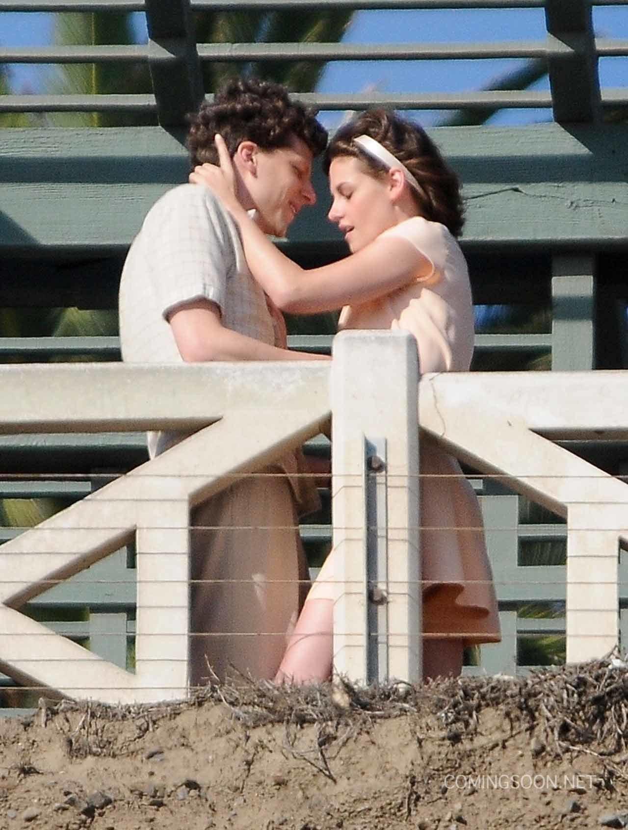 Foto de Fotos del rodaje de la nueva película de Woody Allen con Jesse Eisenberg y Kristen Stewart (8/9)