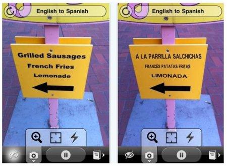Word Lens, la Realidad Aumentada viene a echar una mano a los traductores