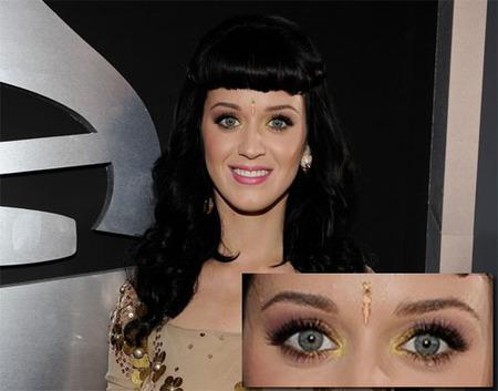 Amarillo en tus ojos, por Katy Perry