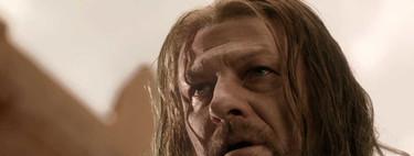 Sean Bean desvela las últimas palabras de Ned Stark en 'Juego de tronos', pero el doblaje español ya las había adivinado