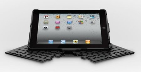 Logitech Fold-Up Keyboard, teclado plegable para el iPad 2