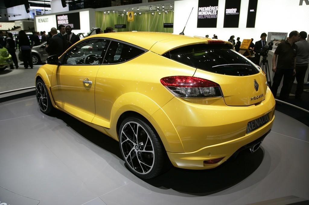 Foto de Renault Megáne RS (10/10)