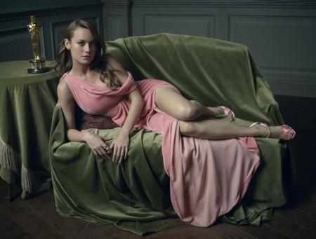 Totalmente imprescindibles las fotos post-Oscars de Vanity Fair