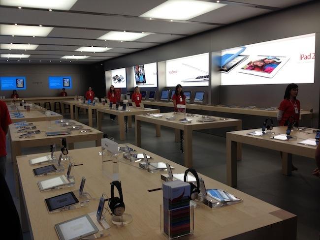 Foto de Apple Store Calle Colón (Valencia) (45/90)