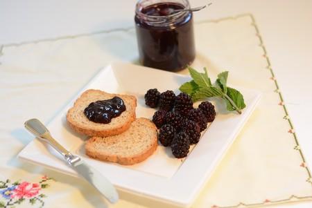 Mermelada de frutas sin azúcar. Receta fácil y saludable