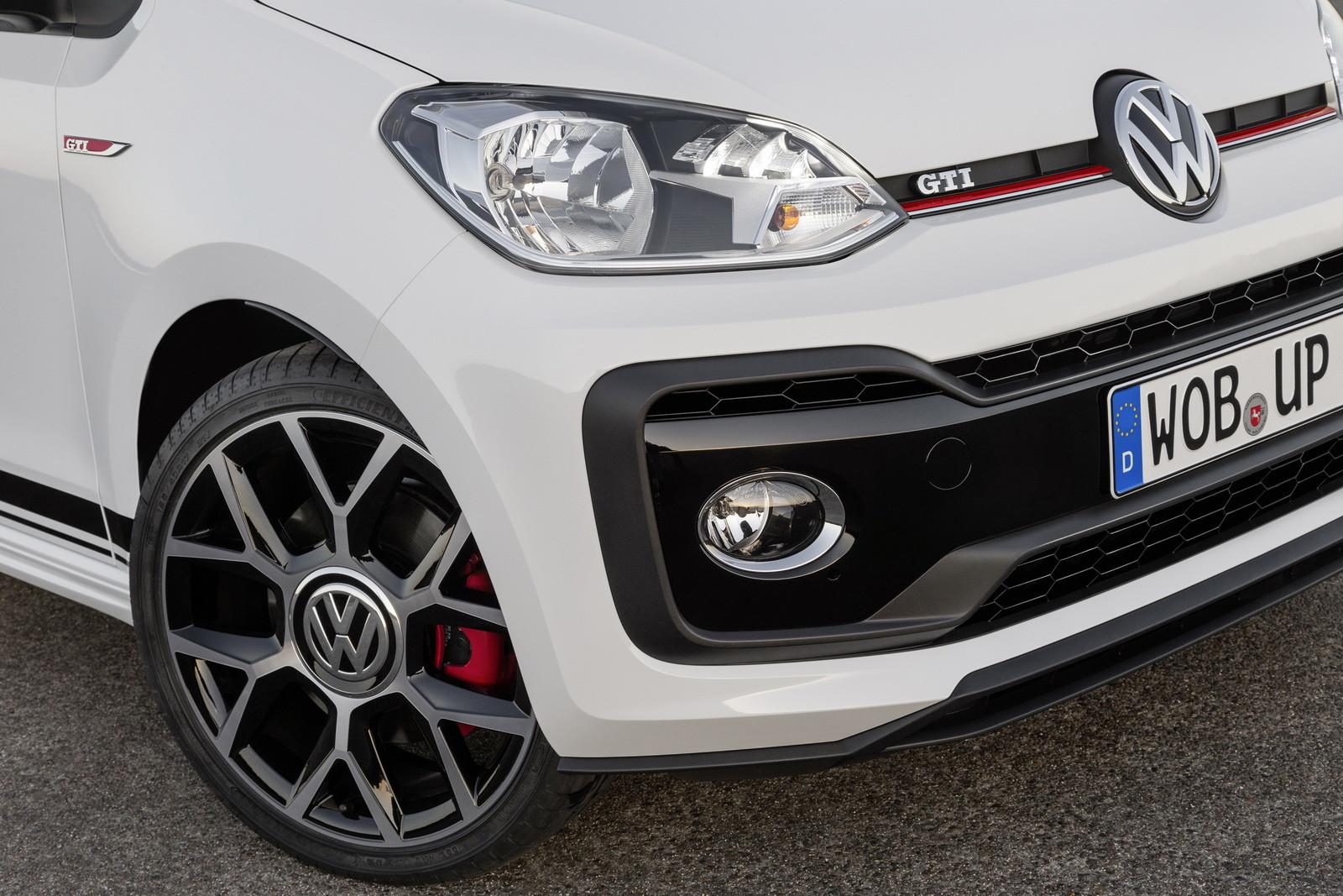Foto de Volkswagen Up! GTI (15/17)