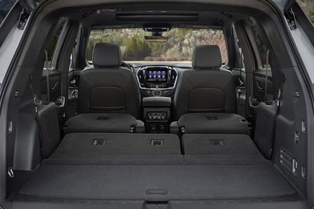 Chevrolet Traverse 2021 Facelift 5