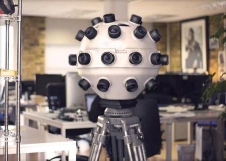 El cine VR para Oculus Rift pasa por cámaras como éstas
