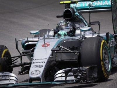 Nico Rosberg asegura el subcampeonato ganando en Brasil