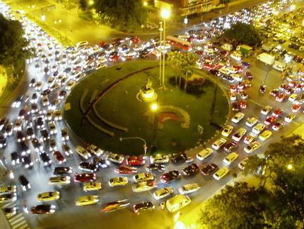 Las ciudades europeas con el tráfico más lento
