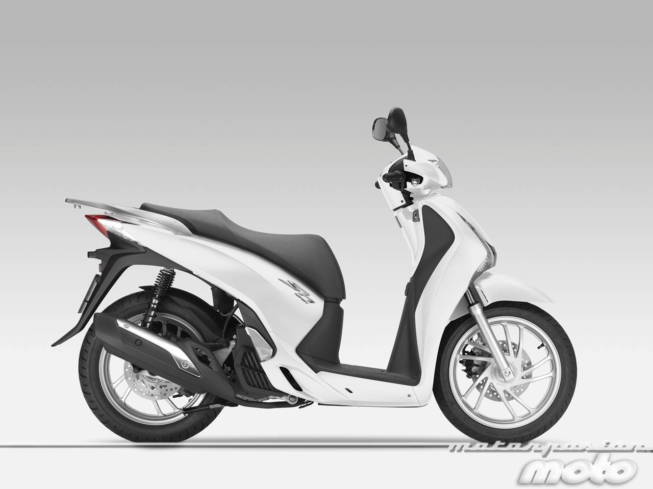 Foto de Honda Scoopy SH125i 2013, prueba (valoración, galería y ficha técnica)  - Fotos Detalles (44/81)