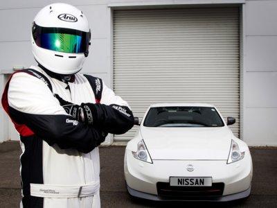 """Nissan revela la identidad secreta de su piloto """"Stig"""""""