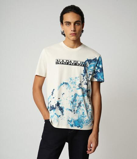 Camiseta Napapijiri Mar