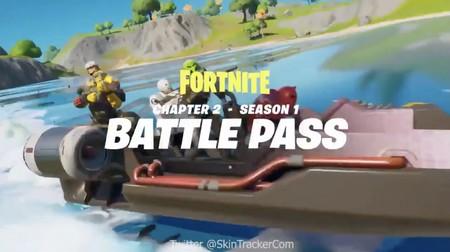 Se filtra el tráiler de 'Fortnite Capítulo 2', que nos deja echar un vistazo a la nueva isla, armas y vehículos