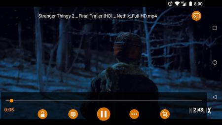 VLC 3.0 para Android: ahora con soporte para Chromecast, Samsung DeX y más novedades