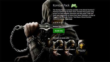 Tendremos que tener cuidado con Predator y con abandonar las partidas en Mortal Kombat X
