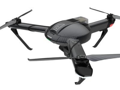 Este dron de tres hélices de Xiaomi nos adelanta una potente cámara de acción: 4K a 60 imágenes por segundo