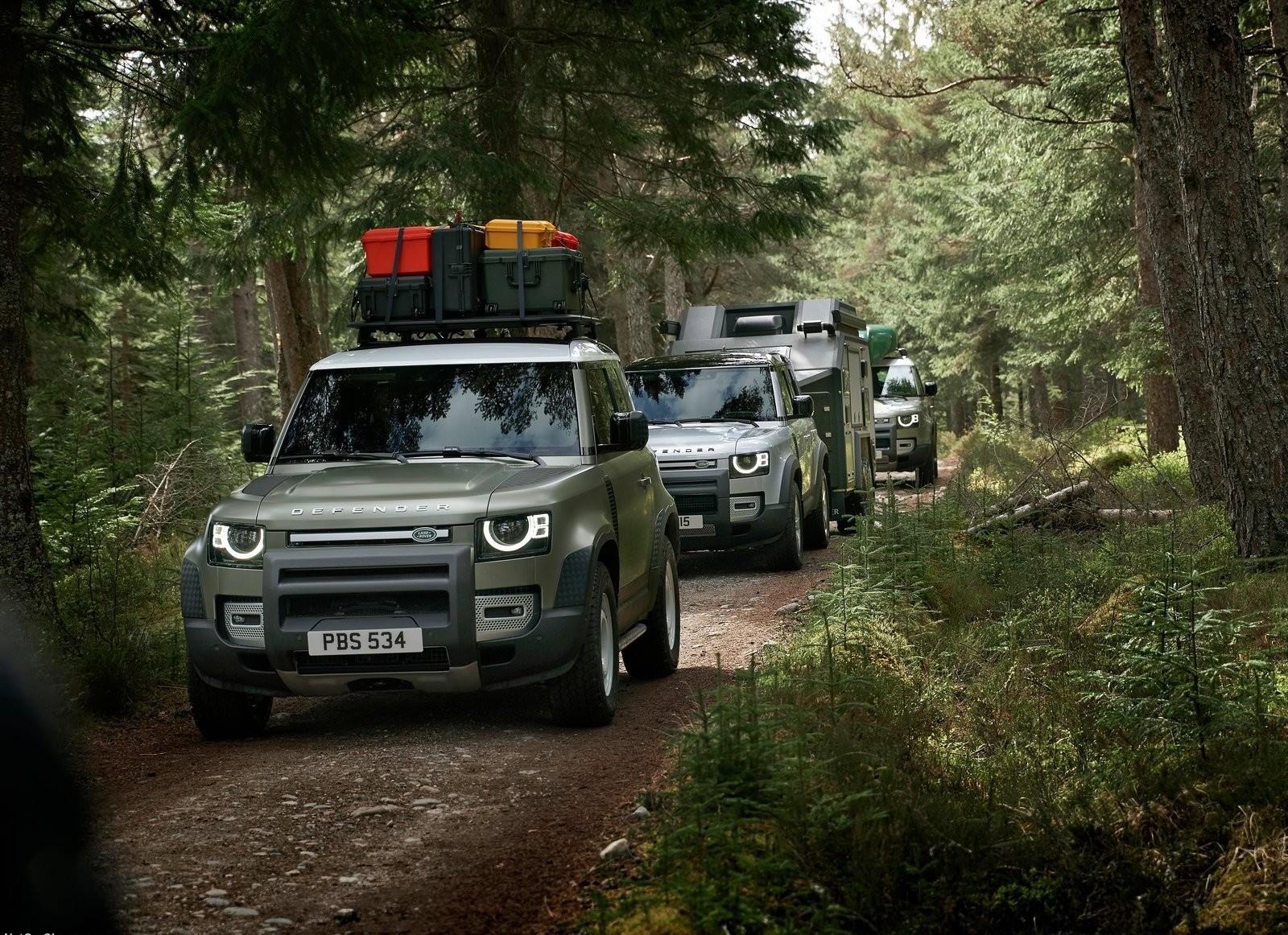 Foto de Land Rover Defender 2020 (37/60)