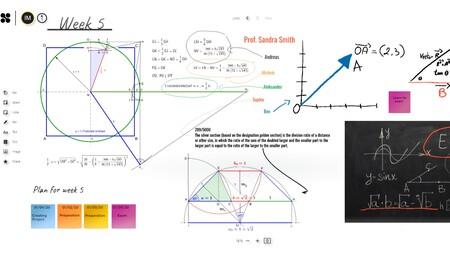 Collaboard Math Project