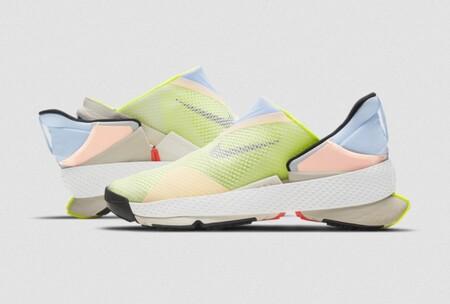 Nike crea un sorprendente sistema para que te puedas poner sus nuevas zapatillas sin tocarlas con las manos