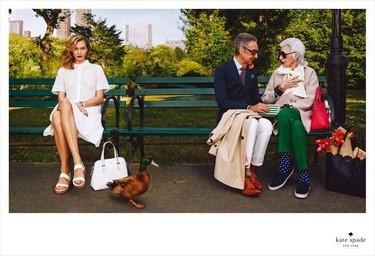 Veteranía y juventud, maestras y alumnas, una pareja que gusta a la moda