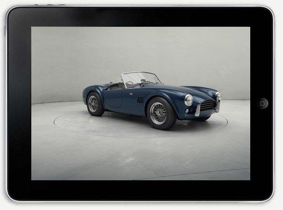 Otro de los estupendos modelos de los que podemos disfrutar en nuestro iPad