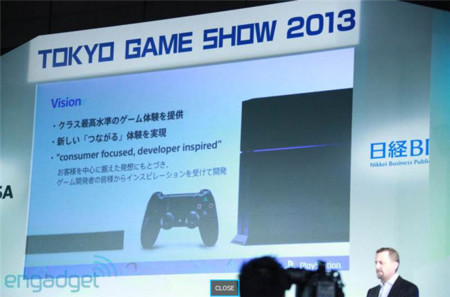 Sony Lo Confirma La Ps4 Tendra Control Por Voz Y Gestos Y Captura