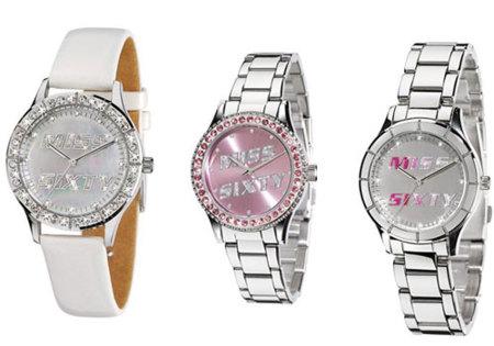 Colección de relojes y joyas Miss Sixty Otoño-Invierno 09/10
