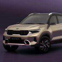 El KIA Sonet Concept anticipa otro SUV de KIA, el más pequeño hasta el momento