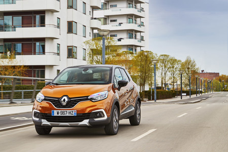 Renault Captur 2017: prueba contacto