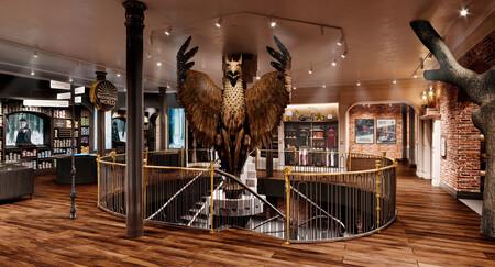 Así es la tienda de Harry Potter más grande del mundo: está en Nueva York y es un sueño mágico en el que hasta los muggles disfrutarán